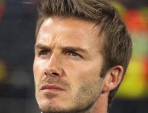 Beckham classificou como terríveis os comentários de Joseph Blatter sobre o racismo no futebol