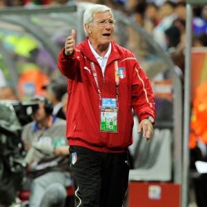 Após empate com a fraca Nova Zelândia, técnico Marcello Lippi volta a ter convocação contestada