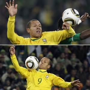 Fifa não cita, mas gol em que L. Fabiano ajeita a bola por duas vezes com o braço deve compor lista