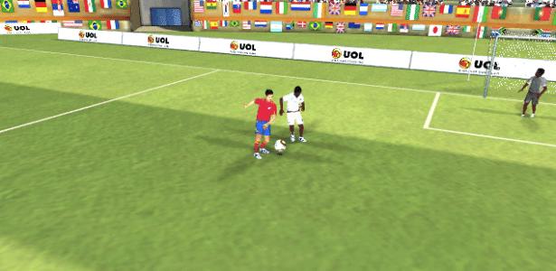 Espanha 1 x 0 Honduras - Gol da Espanha, de David Villa