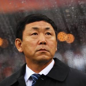 Kim Jong-Hun, técnico da Coreia do Norte: os portugueses nos derrubaram taticamente