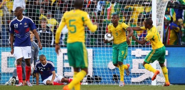 Adeus: África do Sul supera França, mas não evita eliminação