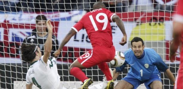 1 a 0 para Inglaterra: Eslovênia sua, mas não evita derrota e está fora da Copa