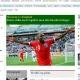 Mídia inglesa valoriza gol salvador de Defoe; eslovenos só lamentam