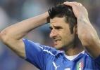 Campeão da Copa 2006 é condenado à prisão por envolvimento com mafiosos - AFP