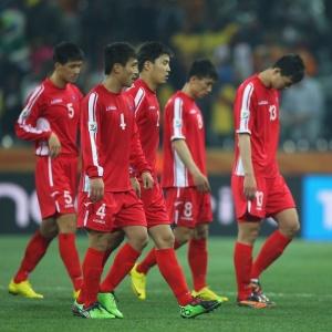 Jogadores da Coreia do Norte não sofreram punições após vexame na Copa, assegura a Fifa