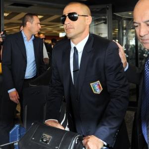 Azzurra em crise: Com discussão com imprensa e vaias, Itália retorna ao país após o vexame na Copa