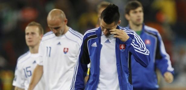 Oitavas de final: Após surpreender, Eslováquia perde da Holanda e dá adeus