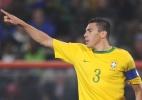 Lúcio revela que pretende voltar a jogar ainda neste ano - Fabrice Coffrini/AFP