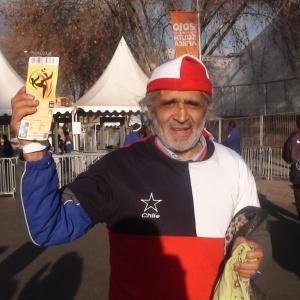 O comerciante Javier Izaga, à frente do Ellis Park, é um dos que pedem misericórdia ao Brasil