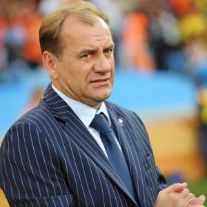 Vladimir Weiss afirmou que seu time foi corajoso e poderia ter complicado a vida da Holanda