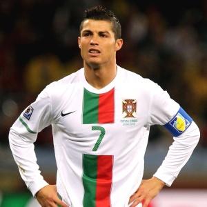 C. Ronaldo marcou apenas um gol no Mundial
