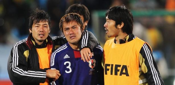 Choro: Japão perde do Paraguai nos pênaltis e cai nas oitavas