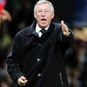 Treinador escocês Alex Ferguson comanda o Manchester United desde 1986