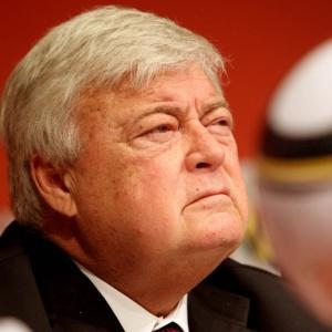 O presidente do comitê da Copa, Ricardo Teixeira, ganha mais poderes