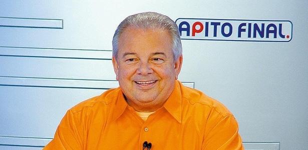 Luciano do Valle, narrador da Bandeirantes