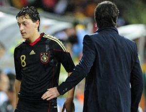 Özil foi um dos destaque da Alemanha na Copa-10