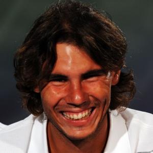 Tenista Rafael Nadal confirmou a sua presença para torcer pela Espanha na última quinta-feira