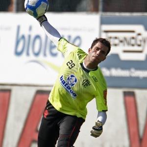 Marcelo Lomba tem todo o apoio dentro do Fla