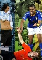 Infográficos: Nojentos, bocudos e chorões; saiba quem se destacou na Copa de 2010