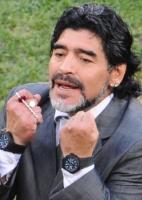 Maradona, técnico da Argentina