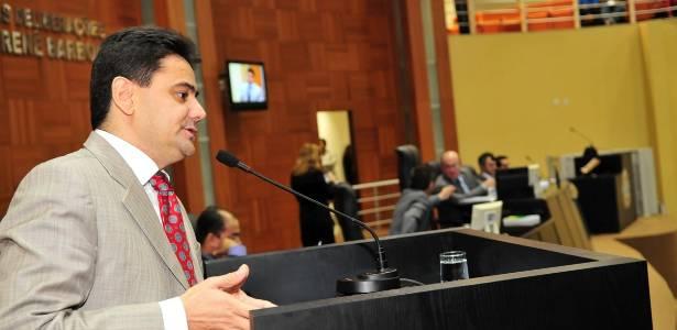 Eder Moraes, presidente do Mixto, preso em Brasília desde maio de 2014