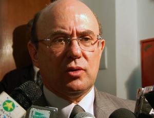 O deputado estadual José Riva (PP): defesa do VLT baseada em estudo de dez páginas